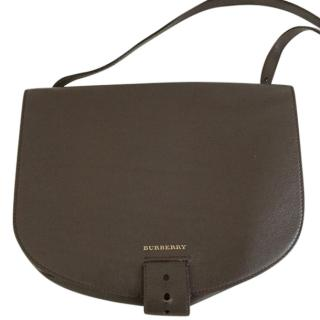 Burberry leather shoulder/crossbody bag