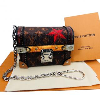 Limited edition Louis Vuitton Time Trunk Essential Trunk FW18 Runway