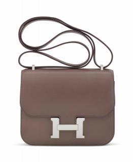 Hermes mini Griolet swift leather Constance