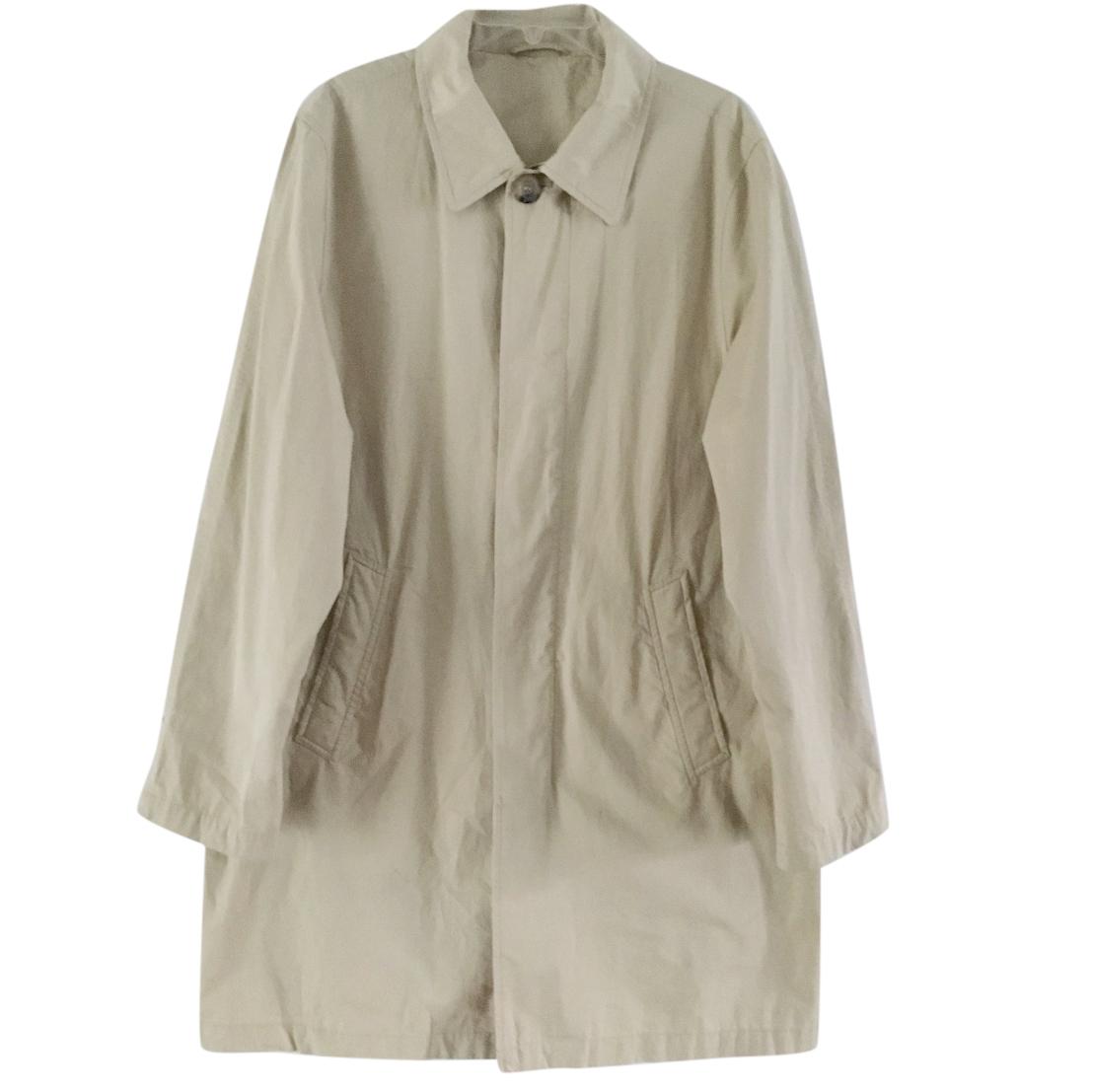 Massimo Dutti men's trench coat