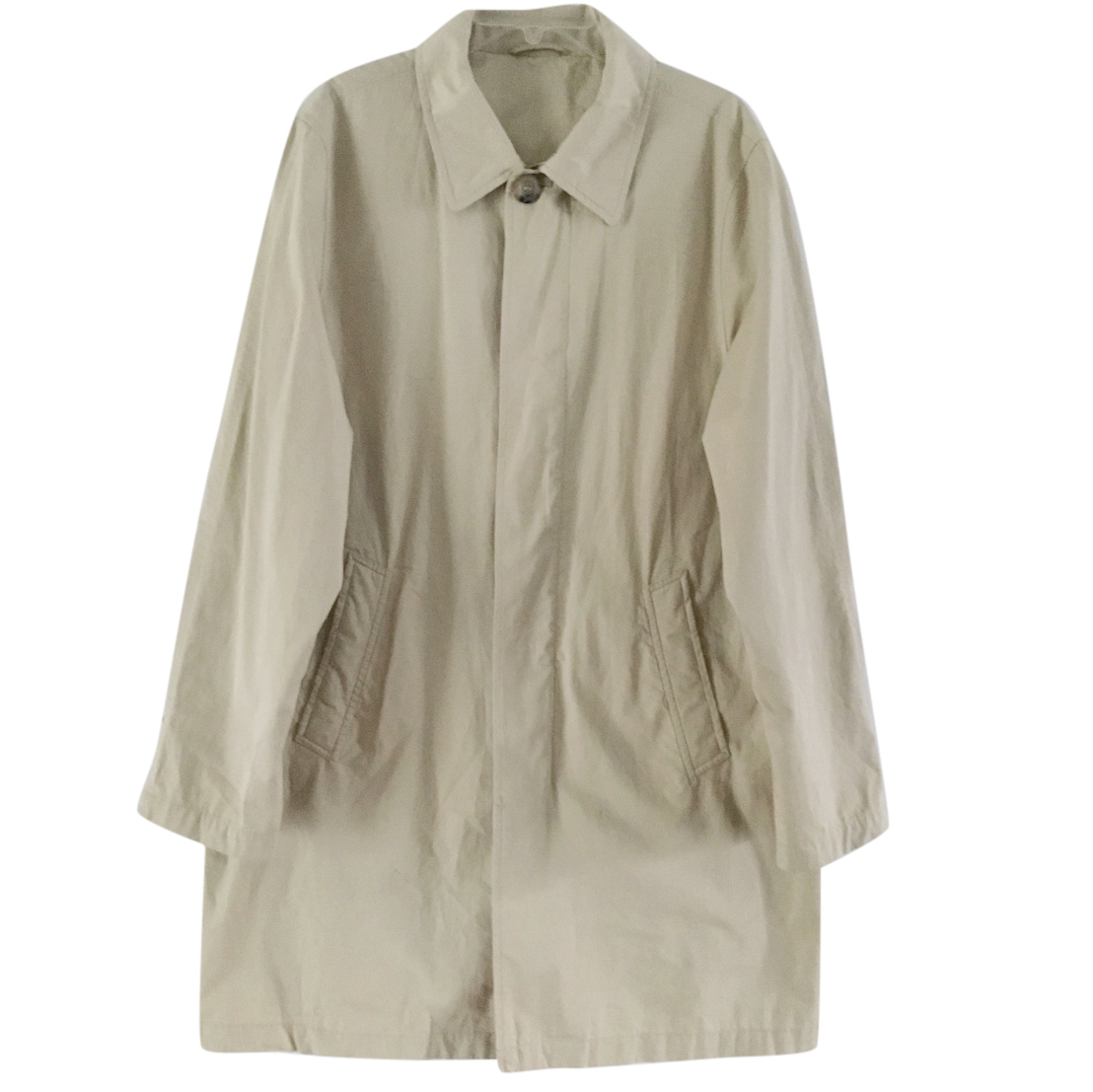 Massimo Dutti men's trench coat