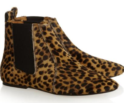 9d00a46659c Isabel Marant Dewar Leopard Print Boots | HEWI London