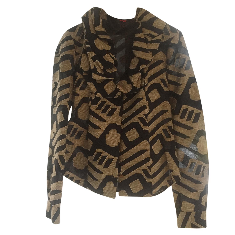 Vivienne Westwood asymmetric blouse