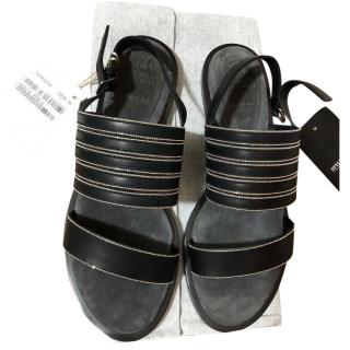 Brunello Cucinelli Monili Bead Sandals