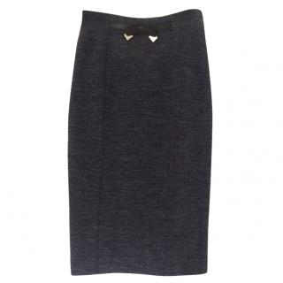 Burberry wool skirt with suit Carrier