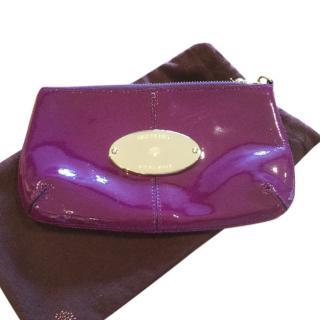 Mulberry Purple Metallic Mini Lily Bag