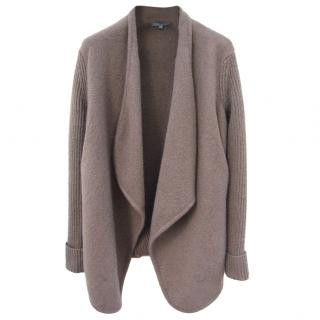 Vince wool knit cardigan