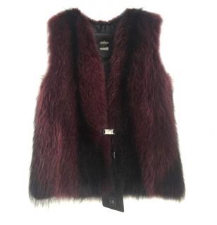 CPL Racoon Fur Waistcoat
