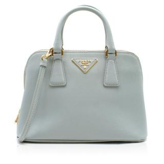 Prada Promenade Leather Shoulder Bag
