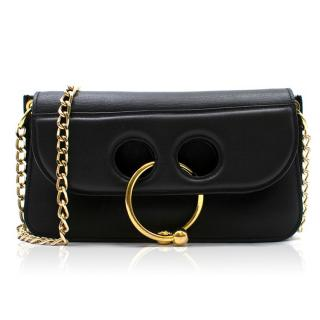 JW Anderson Black Small Pierce Bag