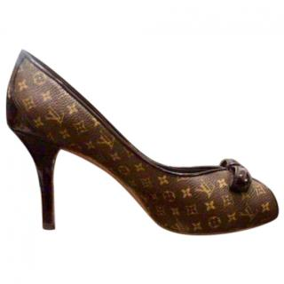 Louis Vuitton monogram pumps