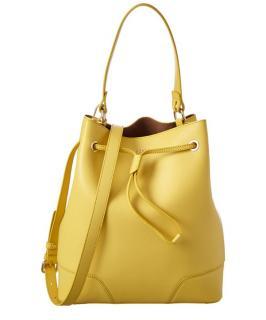 Furla Stacy Medium Leather Bucket Bag