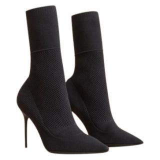 Burberry Runway Sock Boots