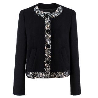 Moschino cheap & chic wool jacket
