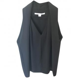 Diane von Frustenberg Tailored Sleeveless Top