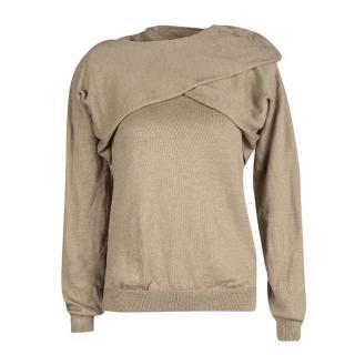 J W Anderson merino wool sweater