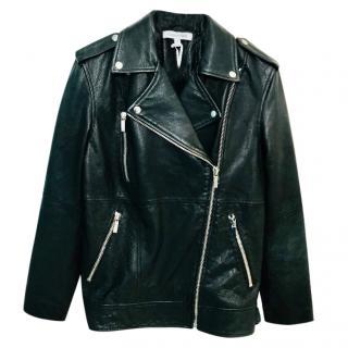 Elizabeth And James Renley Leather Jacket.