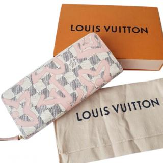 Louis Vuitton Limited edition Tahitienne Clemence wallet
