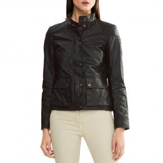 Belstaff Black Longham Jacket
