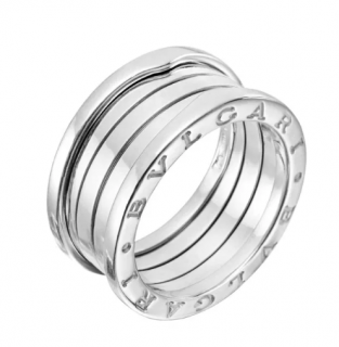 Bvlgari B Zero1 White Gold Ring