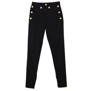 Balmain Black Skinny Jeans