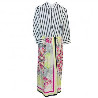 Sara Roka Maxi Shirt Dress