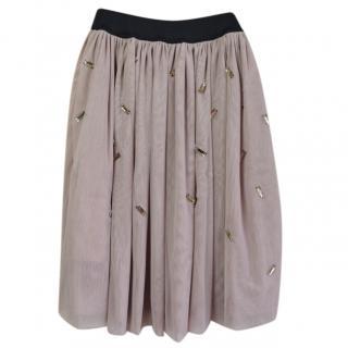 twin-set by Simona Barbieri embellished skirt