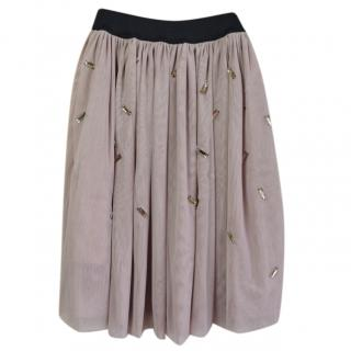 twin-set by Simona Barbieri embellished skirt
