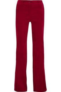 Michael Kors velvet trousers