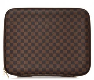 Louis Vuitton Damier Ebene Laptop Case