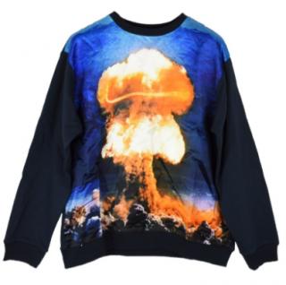 Christopher Kane 10 capsule bomb sweatshirt