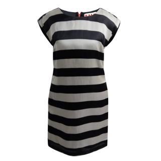 Marni Silk Striped Dress