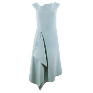 Roland Mouret Cornflower Blue Augustus Dress  - Current Season