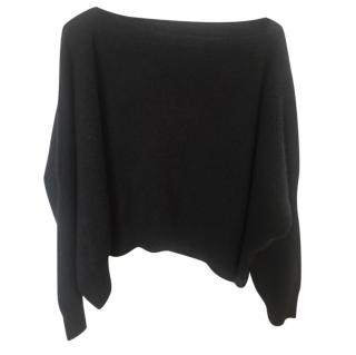 Bamford dark grey oversized jumper