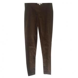Bamford brown corduroy trousers