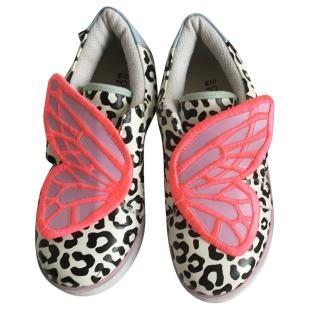 Sophia Webster girl's wing trainers