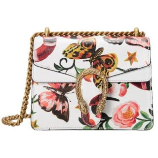 GUCCI DIONYSUS Mini Garden Shoulder Bag