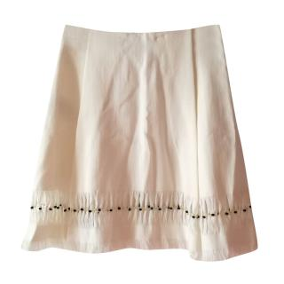 Marco De Vincenzo embroidered skirt