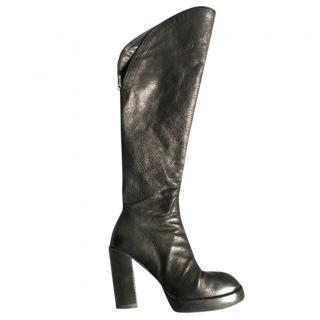 Ann Demeulemeester Knee High Boots