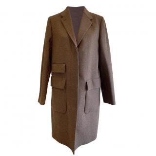 Margaret Howell Tweed City Coat