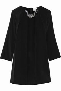 3.1 Phillip Lim Embellished Silk Dress