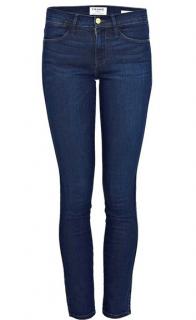 Frame Blue Le High Skinny Eton Avenue Jeans