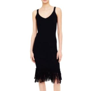 Club Monaco Simonetta Fringed Dress