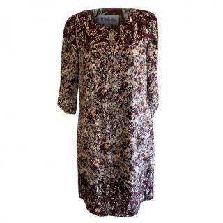 Brora printed shift Dress