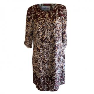 Brora printed shift Dress
