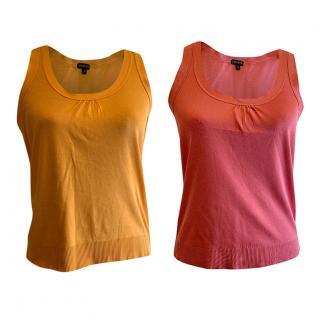 Joseph sleeveless vest set