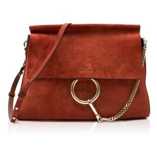 3e37cb15150f Chloe Tan Faye Shoulder Bag