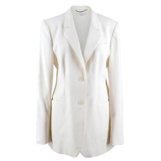 Stella McCartney Cream Blazer