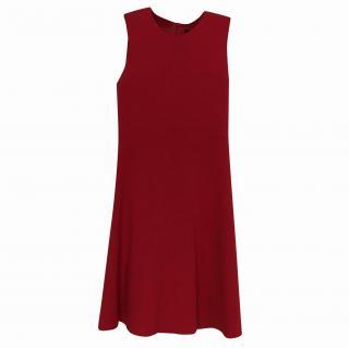 Joseph Red Mini Dress