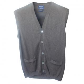 Hackett sleeveless knit Gilet